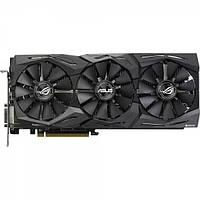 Видеокарта Asus ROG Radeon RX 580 STRIX OC 8192MB (ROG-STRIX-RX580-O8G-GAMING)