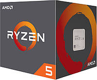 Процессор AMD Ryzen 5 1600 3.2GHz sAM4 Box (YD1600BBAEBOX)