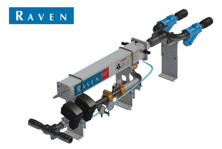 Система дозації безводного аміаку RAVEN ACCUFLOW VORTEX
