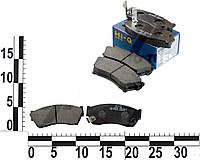 Колодки тормозные передние SUZUKI SWIFT 1,0 1,3 91- (Hi-Q). SP2009