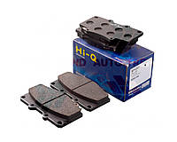 Колодки тормозные передние TOYOTA LANDCRUISER 80 4, 0 4, 2TD 4, 5 90- (Hi-Q). SP1217