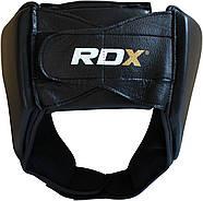 Боксерский шлем турнирный RDX HGX F1, фото 4