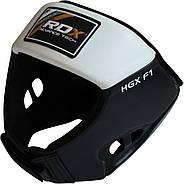Боксерский шлем турнирный RDX HGX F1, фото 5
