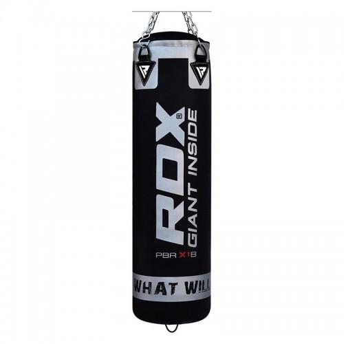 Боксерский мешок RDX Leather Black