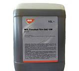Гидравлико-трансмиссионное масло MOL Transfluid TO-4 10 л, фото 2