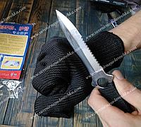 Кевларовые защитные перчатки. Непрорезаймые  Перчатки защита от порезов
