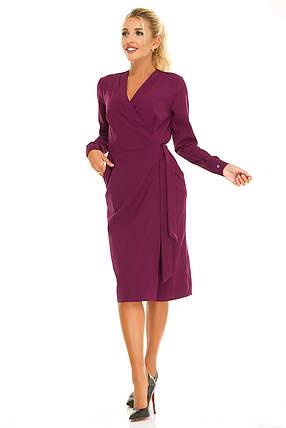 Платье 612 фуксия размер 44, фото 2