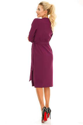 Платье 612 фуксия, фото 2