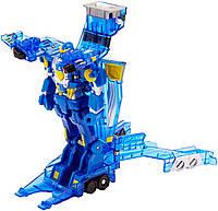 Машинка-трансформер Мекард Нео Джамбо. Mecard Neo Jumbo, Mattel. Оригинал из США