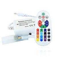 Контроллер RGB Neon 220B 700W-IV24-N, фото 1