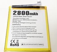 Оригинальный аккумулятор ( АКБ / батарея ) для Doogee X55 3800mAh