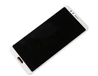 Оригинальный дисплей (модуль) + тачскрин (сенсор) для Huawei Honor V10 (белый цвет)