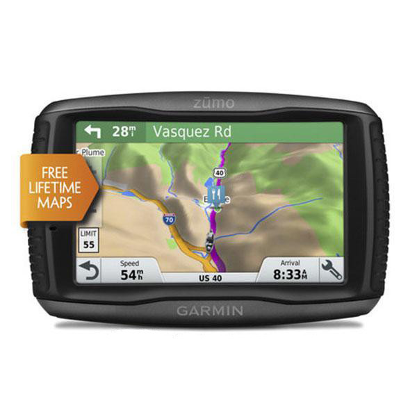Мотонавигатор Garmin Zumo 595 LM, EU, Travel Edition, GPS