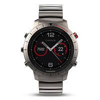 Смарт-часы Garmin Fenix Chronos - Titanium with Brushed Titanium Hybrid Watch Band, фото 1