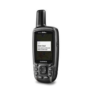 Туристический навигатор Garmin GPSMAP 64st Europe TOPO