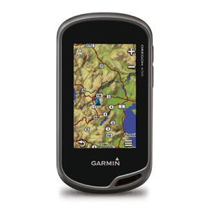 Туристический навигатор Garmin Oregon 650