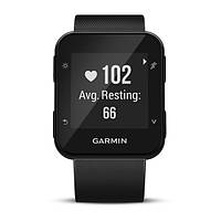 Беговые часы с GPS-приемником Garmin Forerunner 35, Black