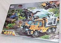 Конструктор Winner 1382 (аналог Lego Jurassic World), 551 дет.