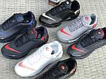Мужские кроссовки Nike Air Max Tn (черно-оранжевые), фото 3