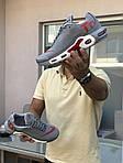 Чоловічі кросівки Nike Air Max Tn (сірі), фото 3