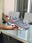 Чоловічі кросівки Nike Air Max Tn (сірі), фото 8