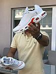 Чоловічі кросівки Nike Air Max Tn (білі), фото 3
