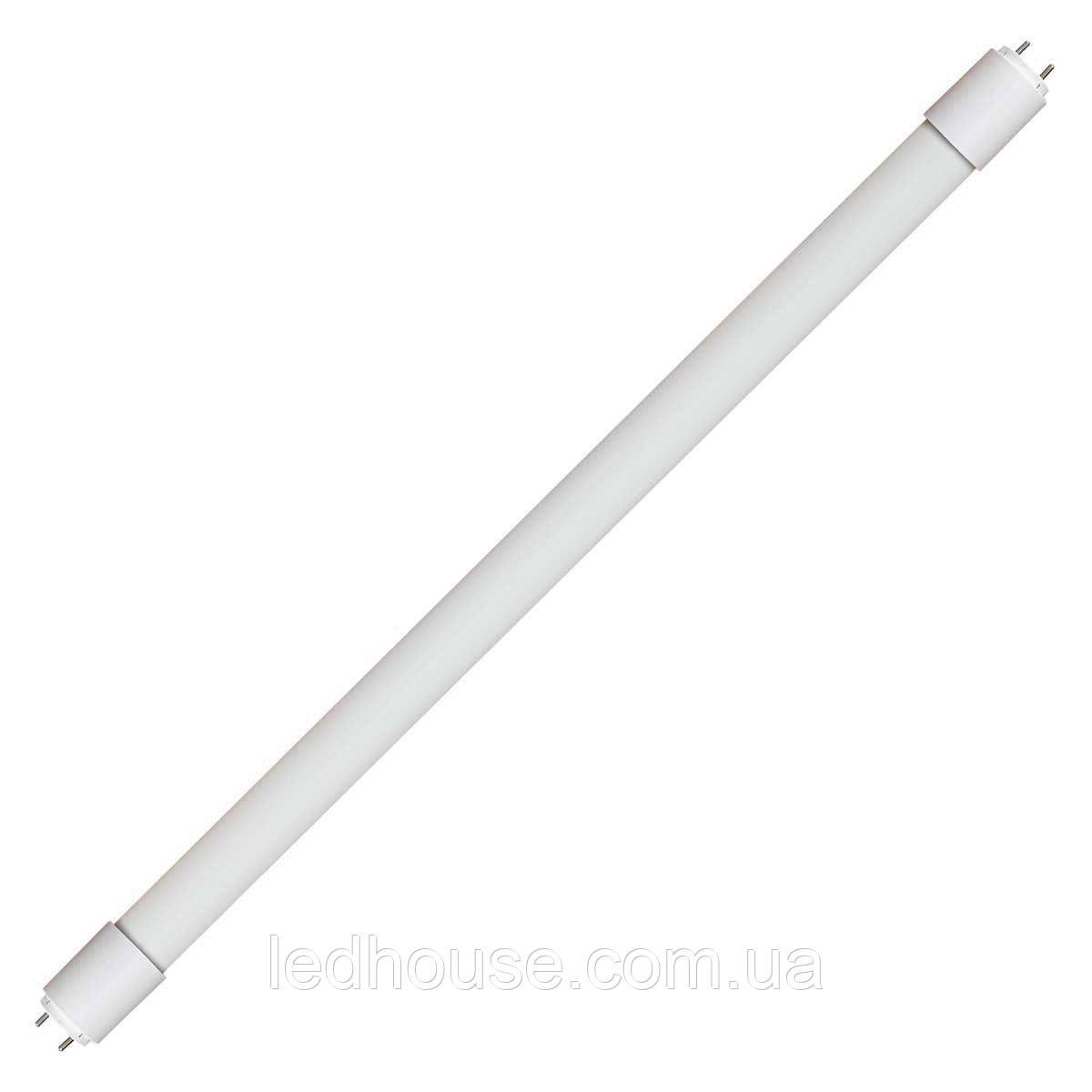 Светодиодная лампа T8-GL-600-8W CW 6200К G13 стекло матовое