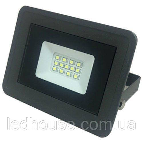 Светодиодный прожектор OEM 10W S4-SMD-10-Slim 6500К 220V IP65
