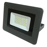 Светодиодный прожектор OEM 30W S4-SMD-30-Slim 6500К 220V IP65, фото 1