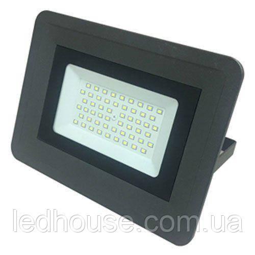 Светодиодный прожектор OEM 50W S4-SMD-50-Slim 6500К 220V IP65