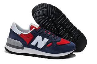 Кроссовки мужские New Balance 990 / NBC-334 (Реплика)