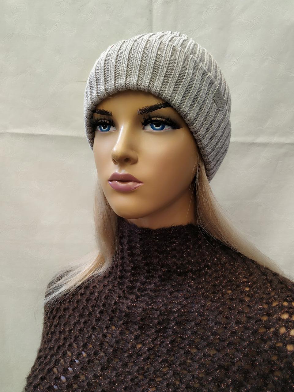 Молодежная шапка  Майкл ODYSSEY 44200 серебро