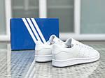 Жіночі кросівки Adidas Stan Smith (білі), фото 2