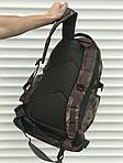 Чоловічий рюкзак з рассувным дном, фото 2