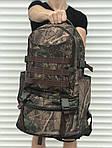 Чоловічий рюкзак з рассувным дном, фото 7