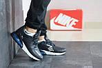 Чоловічі кросівки Nike Air Max 270 (темно-сині), фото 6