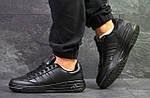 Мужские кроссовки Adidas ilie nastase (черные), фото 5