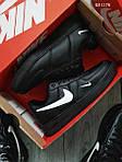 Чоловічі кросівки Nike Air Force 1 LV8 (чорні), фото 3