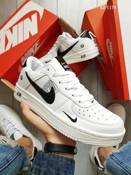 Чоловічі кросівки Nike Air Force 1 LV8 (білі)