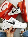 Чоловічі кросівки Nike Air Force 1 LV8 (білі), фото 2