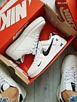 Чоловічі кросівки Nike Air Force 1 LV8 (білі), фото 4