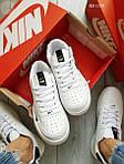 Чоловічі кросівки Nike Air Force 1 LV8 (білі), фото 5