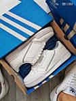 Чоловічі кросівки Adidas Continental 80 (білі), фото 2