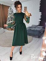 Платье плаття кружево BRТ630