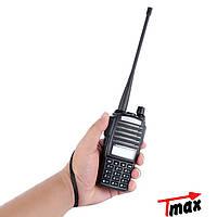 Рация, радиостанция Baofeng UV-82 + Гарнитура на 2 кнопки!