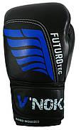 Боксерские перчатки V`Noks Futuro Tec, фото 4