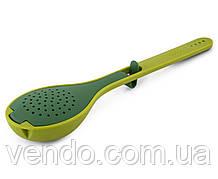 Мерная ложка для специй, очистка зелени, шумовка, 3в1