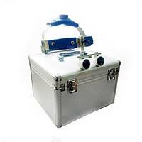 Бинокулярный увеличитель SHL-300 БУх3,0 (340/420/460/500mm), крепление на голове Медаппаратура