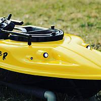 Кораблик для рыбалки. карповый кораблик Carp-R xl