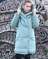 Теплая курточка (цвет- зеленый, ткань - плащёвка лаке + силикон 300) Размеры S,М,L (розница и опт)